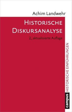 Historische Diskursanalyse von Landwehr,  Achim