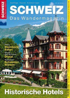 Historische Hotels von Ihle,  Jochen, Kaiser,  Toni, Meier,  Peter-Lukas
