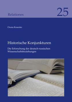 Historische Konjunkturen von Kosenko,  Oxana