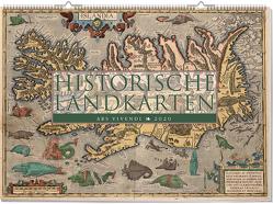 Historische Landkarten 2020 von -