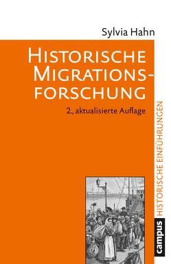 Historische Migrationsforschung von Hahn,  Sylvia