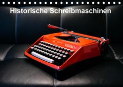 Historische Schreibmaschinen (Tischkalender 2020 DIN A5 quer) von by Atlantismedia,  (c)2019
