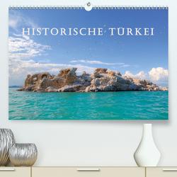 Historische Türkei (Premium, hochwertiger DIN A2 Wandkalender 2021, Kunstdruck in Hochglanz) von Kruse,  Joana