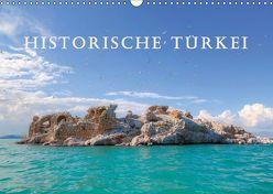 Historische Türkei (Wandkalender 2019 DIN A3 quer) von Kruse,  Joana