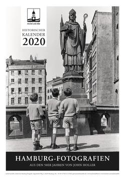 historischer Kalender 2020 von Holler,  John, Schmidt-Wiethoff,  Andreas