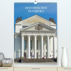 Historisches Duisburg (Premium, hochwertiger DIN A2 Wandkalender 2020, Kunstdruck in Hochglanz) von Stock,  pixs:sell@Adobe