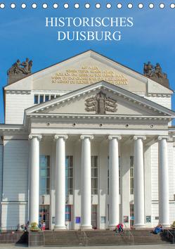 Historisches Duisburg (Tischkalender 2020 DIN A5 hoch) von Stock,  pixs:sell@Adobe