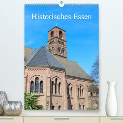 Historisches Essen (Premium, hochwertiger DIN A2 Wandkalender 2020, Kunstdruck in Hochglanz) von Stock,  pixs:sell@Adobe