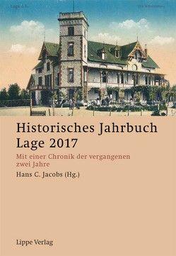 Historisches Jahrbuch Lage 2017 von Jacobs,  Hans