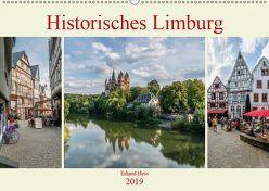 Historisches Limburg (Wandkalender 2019 DIN A2 quer) von Hess,  Erhard