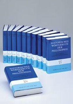 Historisches Wörterbuch der Philosophie Gesamtwerk Bd. 1-13 von Gründer,  Karlfried, Ritter,  Joachim