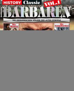 HISTORY Classic: BARBAREN Vol. 1 von Buss,  Oliver