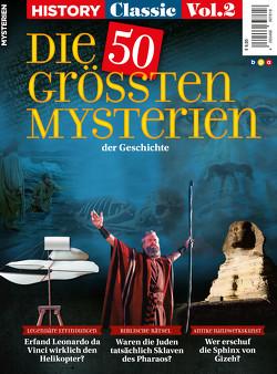 History Classics Vol. 2 – Die 50 größten Mysterien von Buss,  Oliver