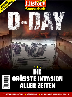 History Collection SONDERHEFT: D-DAY von Buss,  Oliver