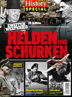 History Collection SPECIAL: HELDEN UND SCHURKEN von Buss,  Oliver