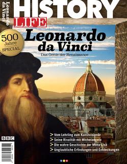 HISTORY LIFE – Leonardo da Vinci von Buss,  Oliver