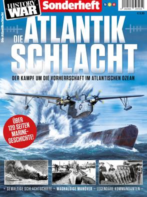 History of War Sonderheft: DIE ATLANTIK SCHLACHT von Buss,  Oliver
