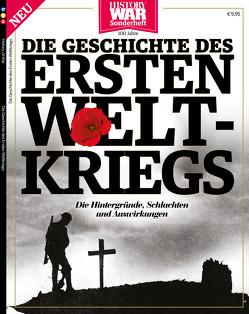 History of War – Sonderheft von Buss,  Oliver