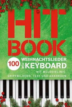 Hitbook – 100 Weihnachtslieder für Keyboard