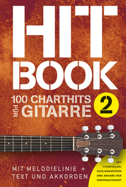 Hitbook 2 – 100 Charthits für Gitarre von Bosworth Edition