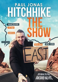 Hitchhike The Show von Jonas,  Paul