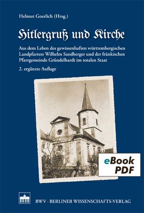 Hitlergruß und Kirche von Goerlich,  Helmut