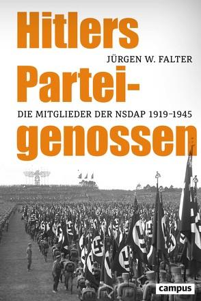 Hitlers Parteigenossen von Falter,  Jürgen W.