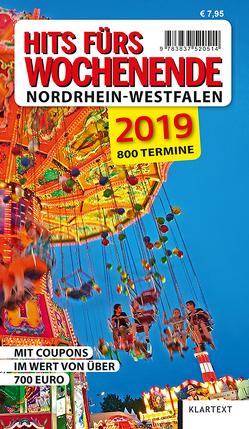Hits fürs Wochenende Nordrhein-Westfalen 2019 von Homann,  Benjamin