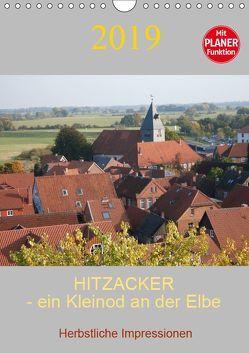 Hitzacker – ein Kleinod an der Elbe (Wandkalender 2019 DIN A4 hoch) von Arnold,  Siegfried