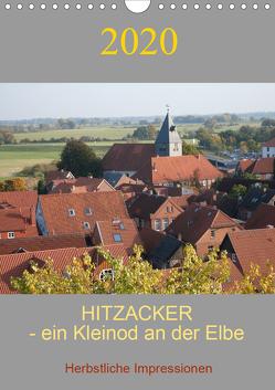Hitzacker – ein Kleinod an der Elbe ! (Wandkalender 2020 DIN A4 hoch) von Arnold,  Siegfried