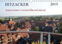 Hitzacker – Impressionen zwischen Elbe und Jeetzel (Wandkalender 2019 DIN A4 quer) von Arnold,  Siegfried