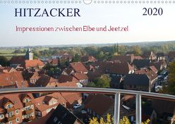 Hitzacker – Impressionen zwischen Elbe und Jeetzel (Wandkalender 2020 DIN A3 quer) von Arnold,  Siegfried