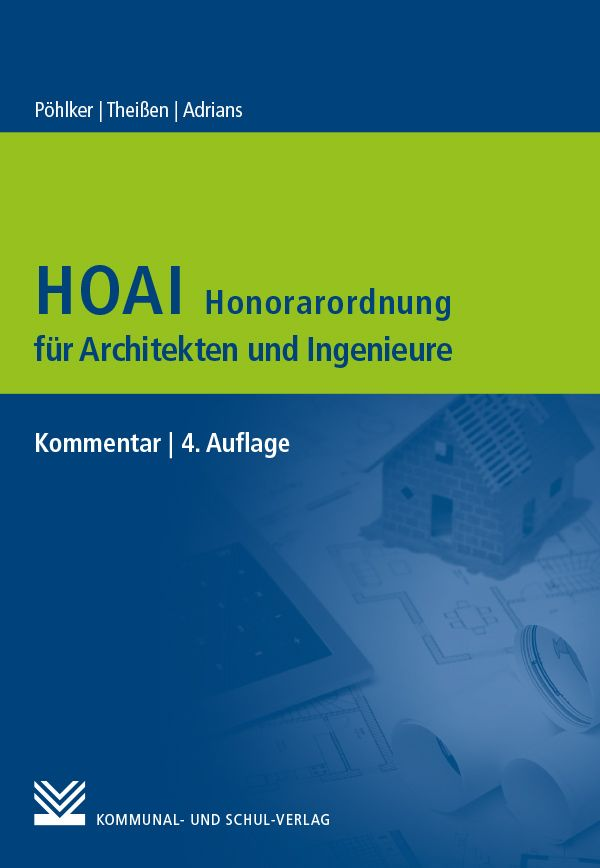 hoai honorarordnung f r architekten und ingenieure von adrians g. Black Bedroom Furniture Sets. Home Design Ideas