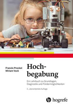 Hochbegabung von Preckel,  Franzis, Vock,  Miriam