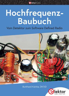 Hochfrequenz-Baubuch von Kainka,  Burkhard