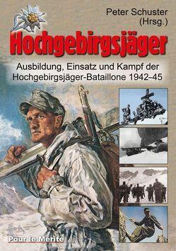 Hochgebirgsjäger von Schuster,  Peter