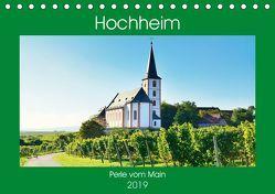 Hochheim, Perle vom Main (Tischkalender 2019 DIN A5 quer) von Kauss www.kult-fotos.de,  Kornelia