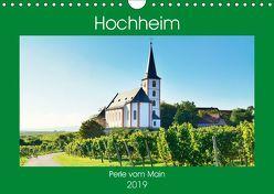 Hochheim, Perle vom Main (Wandkalender 2019 DIN A4 quer) von Kauss www.kult-fotos.de,  Kornelia