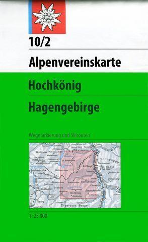 Hochkönig – Hagengebirge von Deutscher Alpenverein