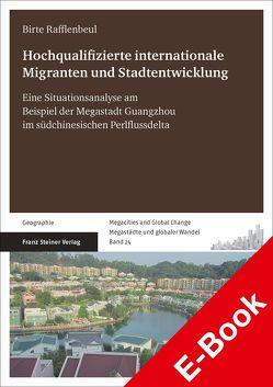 Hochqualifizierte internationale Migration und Stadtentwicklung von Rafflenbeul,  Birte