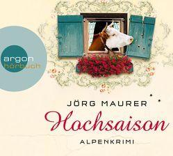 Hochsaison von Maurer,  Jörg