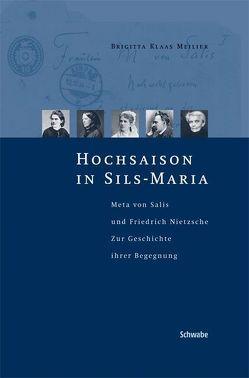 Hochsaison in Sils-Maria von Klaas Meilier,  Brigitta