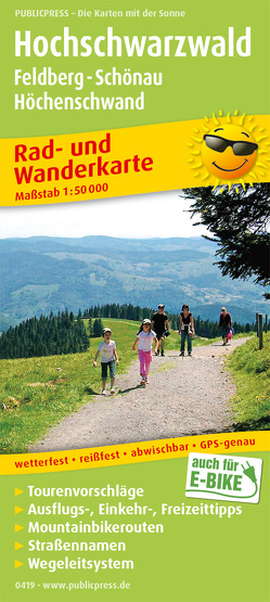 Hochschwarzwald, Feldberg – Schönau – Höchenschwand