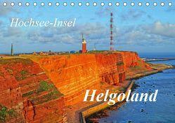 Hochsee-Insel Helgoland (Tischkalender 2019 DIN A5 quer) von Fornal,  Martina