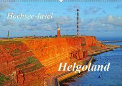 Hochsee-Insel Helgoland (Wandkalender 2019 DIN A2 quer) von Fornal,  Martina
