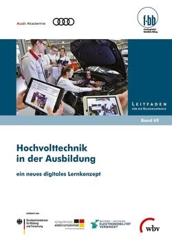 Hochvolttechnik in der Ausbildung von Goth,  Günther G., Severing,  Eckart