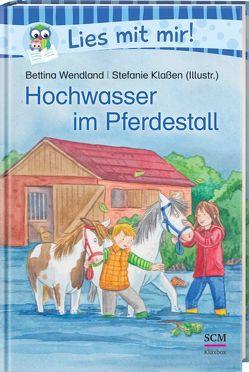 Hochwasser im Pferdestall von Klaßen,  Stefanie, Wendland,  Bettina