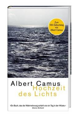 Hochzeit des Lichts Neu von Camus,  Albert, Gan,  Peter, Lang,  Monique