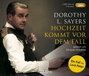 Hochzeit kommt vor dem Fall (MP3-CDs) von Brückner,  Christian, Brückner,  Waltraut, Sayers,  Dorothy Leigh
