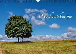 Hochzeitsbäume (Wandkalender 2018 DIN A3 quer) von Steinbrenner,  Ulrike